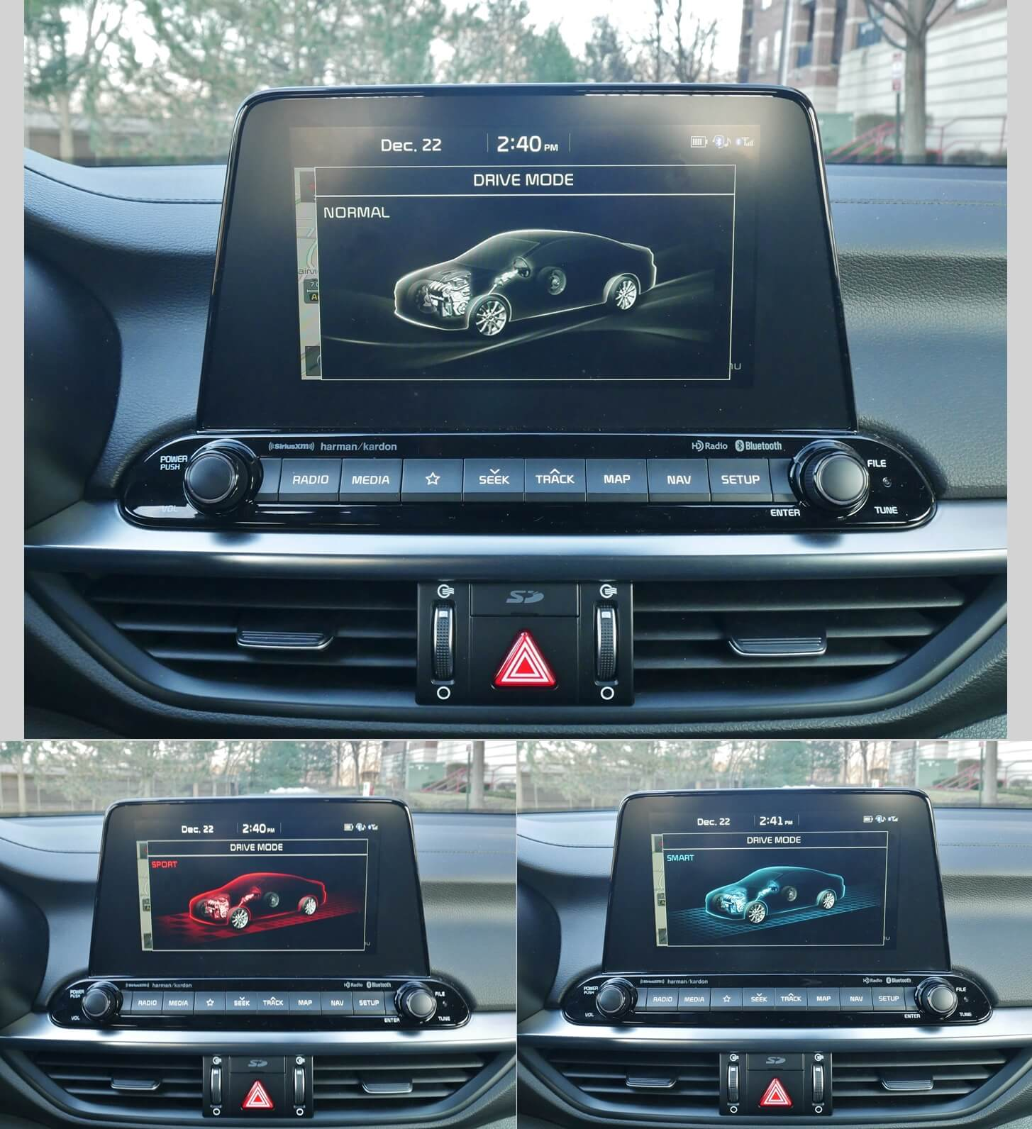 2019 Kia Forte Interior: 2019 Kia Forte EX – Bottom Line Review